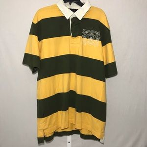 Tommy Hilfiger Men's Striped Polo Shirt XL